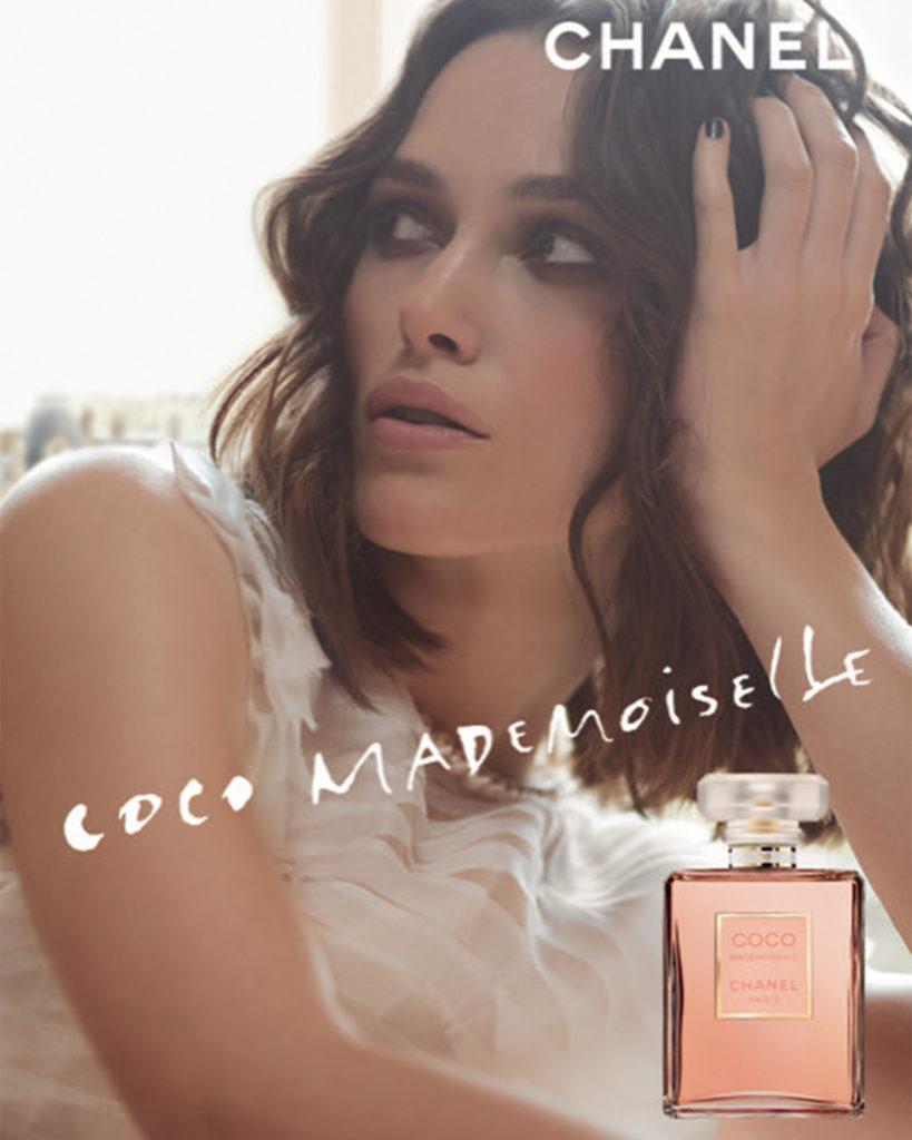 chanel, coco mademoiselle, greg williams, campaign