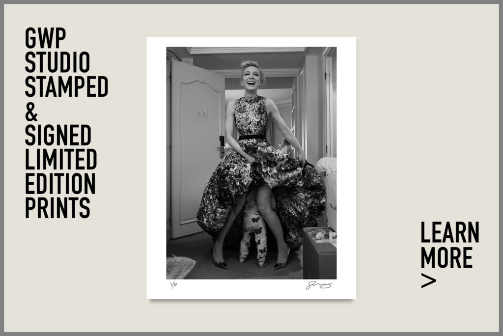 signed limited edition, studio stamped, photographic prints, gwp, greg williams